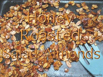 honeyroastedsaladalmonds